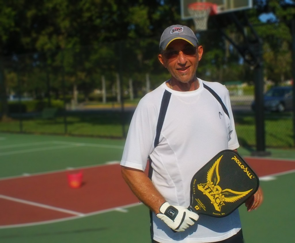 Web Master and PickleBall Player Ambassador to Fleischmann Park Naples Florida